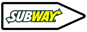 subway arrow | Sign Spinners Seattle Miami Fort Lauderdale Los Angeles