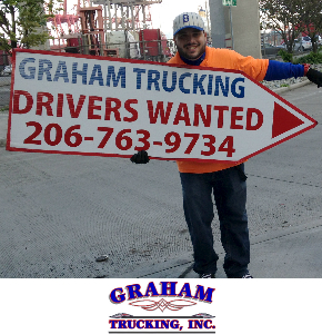 Graham trucking Seattle