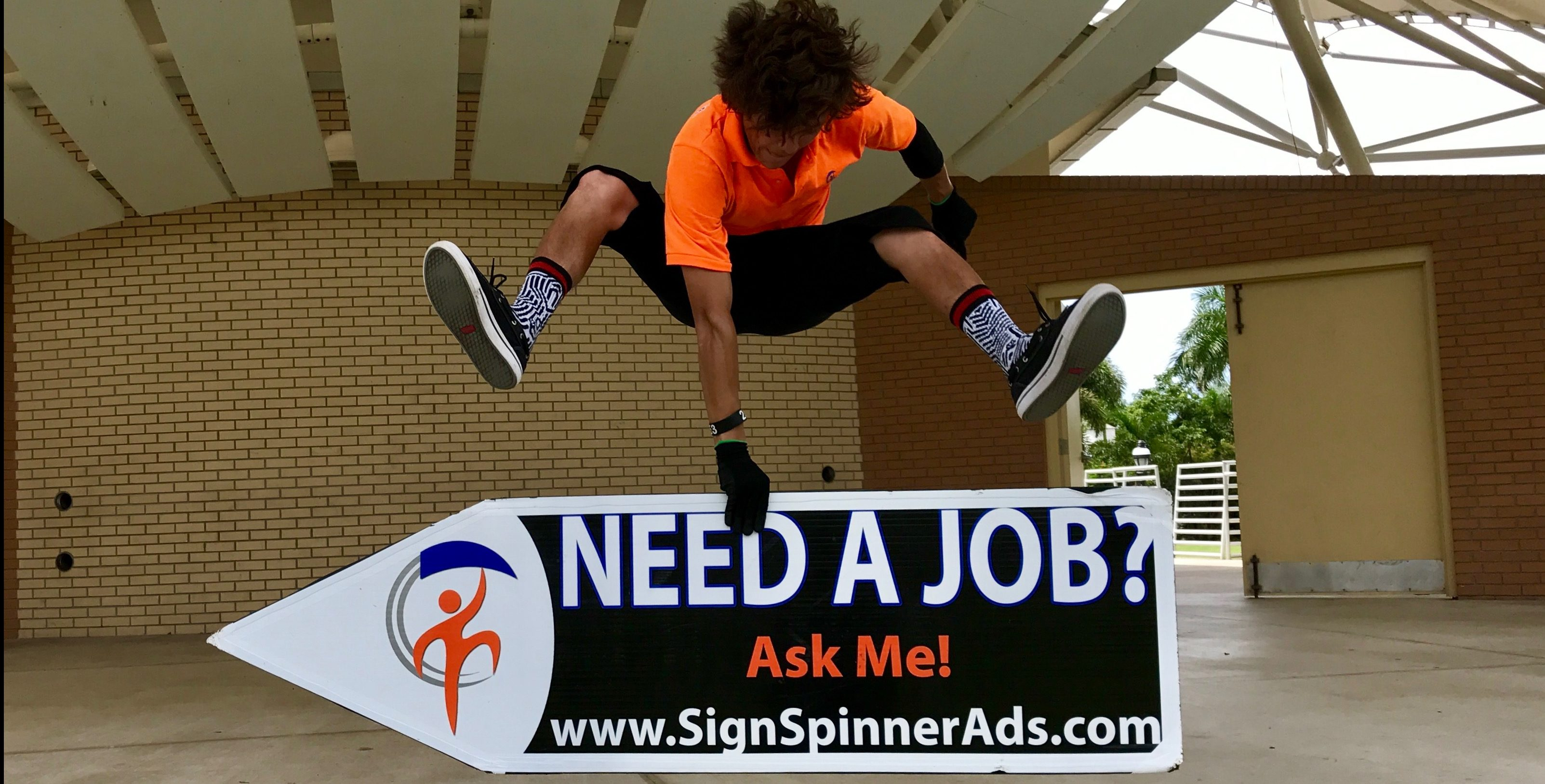 Sign Spinners in Seattle, Fort Myers, Naples, Miami